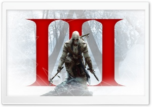 Assassins Creed 3 HD Wide Wallpaper for Widescreen