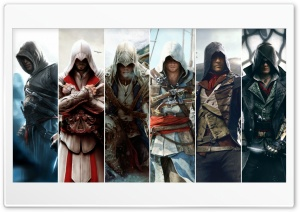 Assassins Creed HD Wide Wallpaper for Widescreen
