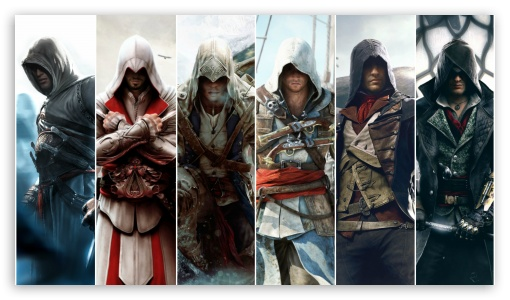 Assassins Creed ❤ 4K UHD Wallpaper for 4K UHD 16:9 Ultra High Definition 2160p 1440p 1080p 900p 720p ; UHD 16:9 2160p 1440p 1080p 900p 720p ; Mobile 16:9 - 2160p 1440p 1080p 900p 720p ;