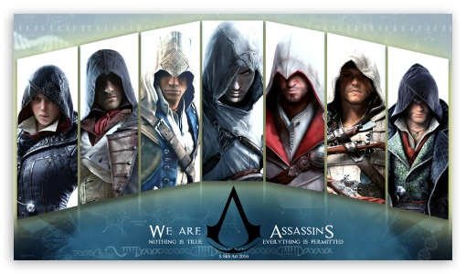 Assassins Creed ❤ 4K UHD Wallpaper for 4K UHD 16:9 Ultra High Definition 2160p 1440p 1080p 900p 720p ; Mobile 16:9 - 2160p 1440p 1080p 900p 720p ;