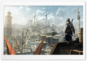 Assassins Creed : Revelations HD Wide Wallpaper for Widescreen