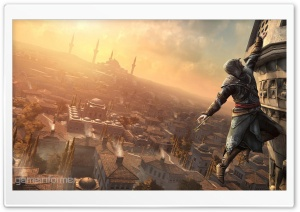 Assassins Creed : Revelations HD Wide Wallpaper for 4K UHD Widescreen desktop & smartphone