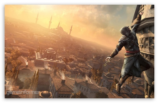 Assassins Creed : Revelations HD wallpaper for Wide 16:10 5:3 Widescreen WHXGA WQXGA WUXGA WXGA WGA ; HD 16:9 High Definition WQHD QWXGA 1080p 900p 720p QHD nHD ; Standard 4:3 5:4 3:2 Fullscreen UXGA XGA SVGA QSXGA SXGA DVGA HVGA HQVGA devices ( Apple PowerBook G4 iPhone 4 3G 3GS iPod Touch ) ; Tablet 1:1 ; iPad 1/2/Mini ; Mobile 4:3 5:3 3:2 16:9 5:4 - UXGA XGA SVGA WGA DVGA HVGA HQVGA devices ( Apple PowerBook G4 iPhone 4 3G 3GS iPod Touch ) WQHD QWXGA 1080p 900p 720p QHD nHD QSXGA SXGA ;