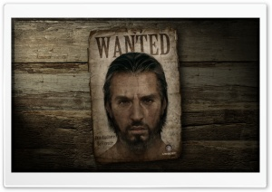 Assassin's Creed - Wanted Poster HD Wide Wallpaper for Widescreen