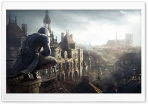 Assassins Creed Arno Dorian HD Wide Wallpaper for Widescreen