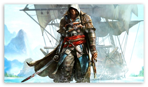 Assassins Creed Wallpaper 1080p: Assassins Creed Black Flag 4K HD Desktop Wallpaper For 4K