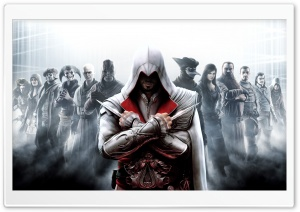 Assassins Creed Brotherhood HD Wide Wallpaper for Widescreen
