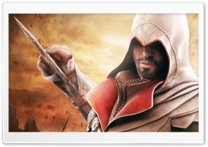 Assassin's Creed Brotherhood 2011 HD Wide Wallpaper for Widescreen