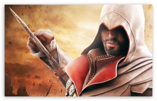 Assassin's Creed Brotherhood 2011 HD wallpaper for Wide 16:10 5:3 Widescreen WHXGA WQXGA WUXGA WXGA WGA ; HD 16:9 High Definition WQHD QWXGA 1080p 900p 720p QHD nHD ; Standard 4:3 5:4 3:2 Fullscreen UXGA XGA SVGA QSXGA SXGA DVGA HVGA HQVGA devices ( Apple PowerBook G4 iPhone 4 3G 3GS iPod Touch ) ; iPad 1/2/Mini ; Mobile 4:3 5:3 3:2 16:9 5:4 - UXGA XGA SVGA WGA DVGA HVGA HQVGA devices ( Apple PowerBook G4 iPhone 4 3G 3GS iPod Touch ) WQHD QWXGA 1080p 900p 720p QHD nHD QSXGA SXGA ;