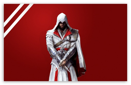 Assassin's Creed Brotherhood - Ezio ❤ 4K UHD Wallpaper for Wide 16:10 5:3 Widescreen WHXGA WQXGA WUXGA WXGA WGA ; 4K UHD 16:9 Ultra High Definition 2160p 1440p 1080p 900p 720p ; Standard 4:3 5:4 3:2 Fullscreen UXGA XGA SVGA QSXGA SXGA DVGA HVGA HQVGA ( Apple PowerBook G4 iPhone 4 3G 3GS iPod Touch ) ; Tablet 1:1 ; iPad 1/2/Mini ; Mobile 4:3 5:3 3:2 16:9 5:4 - UXGA XGA SVGA WGA DVGA HVGA HQVGA ( Apple PowerBook G4 iPhone 4 3G 3GS iPod Touch ) 2160p 1440p 1080p 900p 720p QSXGA SXGA ;