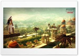 Assassins Creed Chronicles India HD Wide Wallpaper for Widescreen