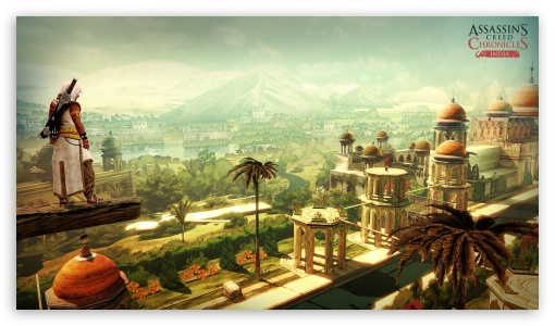 Assassins Creed Chronicles India Ultra Hd Desktop Background