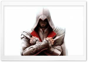 Assassin's Creed Ezio HD Wide Wallpaper for Widescreen