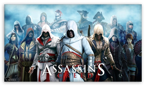 Assassins Creed For All Ultra Hd Desktop Background Wallpaper For
