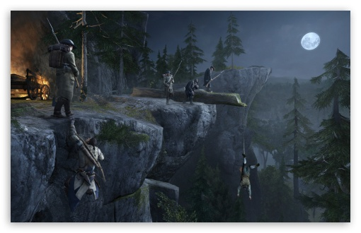 Assassin's Creed III HD wallpaper for Wide 16:10 5:3 Widescreen WHXGA WQXGA WUXGA WXGA WGA ; HD 16:9 High Definition WQHD QWXGA 1080p 900p 720p QHD nHD ; Standard 4:3 5:4 3:2 Fullscreen UXGA XGA SVGA QSXGA SXGA DVGA HVGA HQVGA devices ( Apple PowerBook G4 iPhone 4 3G 3GS iPod Touch ) ; Tablet 1:1 ; iPad 1/2/Mini ; Mobile 4:3 5:3 3:2 16:9 5:4 - UXGA XGA SVGA WGA DVGA HVGA HQVGA devices ( Apple PowerBook G4 iPhone 4 3G 3GS iPod Touch ) WQHD QWXGA 1080p 900p 720p QHD nHD QSXGA SXGA ;