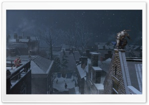 Assassin's Creed III Ultra HD Wallpaper for 4K UHD Widescreen desktop, tablet & smartphone