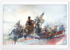 Assassin's Creed III HD Wide Wallpaper for 4K UHD Widescreen desktop & smartphone