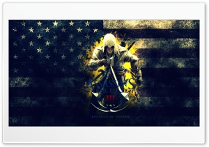 Assassin's Creed III HD Wide Wallpaper for Widescreen