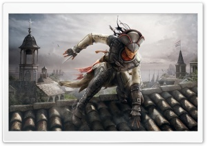Assassins Creed III: Liberation HD Wide Wallpaper for Widescreen