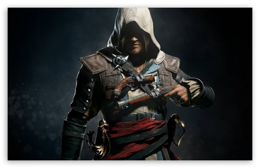 Assassin S Creed Iv Black Flag Ultra Hd Desktop Background