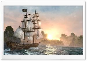 Assassins Creed IV Black Flag Ultra HD Wallpaper for 4K UHD Widescreen desktop, tablet & smartphone