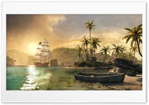 Assassins Creed IV Black Flag HD Wide Wallpaper for 4K UHD Widescreen desktop & smartphone