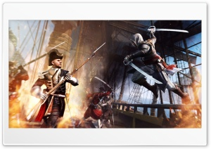 Assassins Creed IV Black Flag HD Wide Wallpaper for 4K UHD Widescreen desktop & smartphone