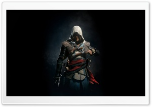 Assassins Creed IV Black Flag 2013 HD Wide Wallpaper for Widescreen