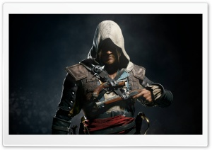 Assassins Creed IV Black Flag 2013 Edward HD Wide Wallpaper for Widescreen