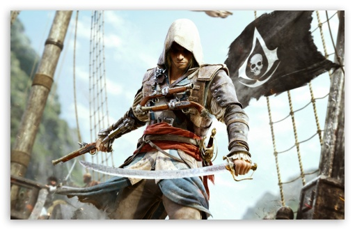 Assassins Creed IV Black Flag ❤ 4K UHD Wallpaper for Wide 16:10 5:3 Widescreen WHXGA WQXGA WUXGA WXGA WGA ; 4K UHD 16:9 Ultra High Definition 2160p 1440p 1080p 900p 720p ; Standard 4:3 5:4 3:2 Fullscreen UXGA XGA SVGA QSXGA SXGA DVGA HVGA HQVGA ( Apple PowerBook G4 iPhone 4 3G 3GS iPod Touch ) ; Tablet 1:1 ; iPad 1/2/Mini ; Mobile 4:3 5:3 3:2 16:9 5:4 - UXGA XGA SVGA WGA DVGA HVGA HQVGA ( Apple PowerBook G4 iPhone 4 3G 3GS iPod Touch ) 2160p 1440p 1080p 900p 720p QSXGA SXGA ;