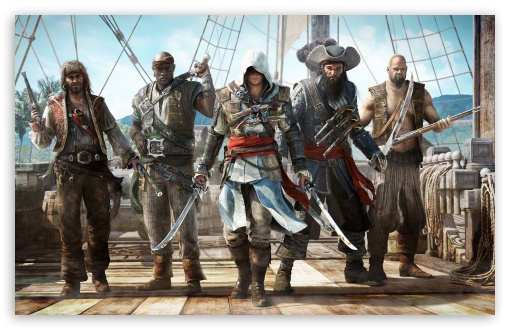 Assassins Creed IV Black Flag HD wallpaper for Wide 16:10 5:3 Widescreen WHXGA WQXGA WUXGA WXGA WGA ; HD 16:9 High Definition WQHD QWXGA 1080p 900p 720p QHD nHD ; Standard 3:2 Fullscreen DVGA HVGA HQVGA devices ( Apple PowerBook G4 iPhone 4 3G 3GS iPod Touch ) ; Mobile 5:3 3:2 16:9 - WGA DVGA HVGA HQVGA devices ( Apple PowerBook G4 iPhone 4 3G 3GS iPod Touch ) WQHD QWXGA 1080p 900p 720p QHD nHD ;