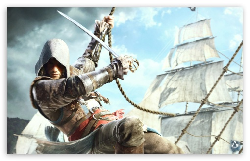 Assassins Creed IV Black Flag Edward Kenway HD wallpaper for Wide 16:10 5:3 Widescreen WHXGA WQXGA WUXGA WXGA WGA ; HD 16:9 High Definition WQHD QWXGA 1080p 900p 720p QHD nHD ; Standard 4:3 5:4 3:2 Fullscreen UXGA XGA SVGA QSXGA SXGA DVGA HVGA HQVGA devices ( Apple PowerBook G4 iPhone 4 3G 3GS iPod Touch ) ; Tablet 1:1 ; iPad 1/2/Mini ; Mobile 4:3 5:3 3:2 16:9 5:4 - UXGA XGA SVGA WGA DVGA HVGA HQVGA devices ( Apple PowerBook G4 iPhone 4 3G 3GS iPod Touch ) WQHD QWXGA 1080p 900p 720p QHD nHD QSXGA SXGA ;