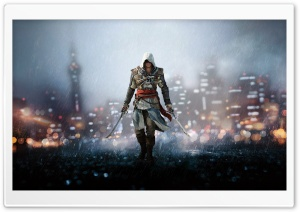 Assassins Creed IV in New World HD Wide Wallpaper for Widescreen