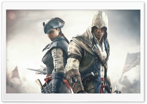 Assassin's Creed Liberation HD Wide Wallpaper for Widescreen