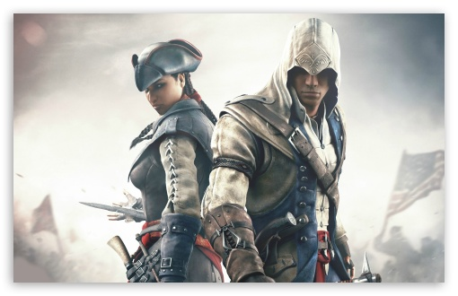 Assassin's Creed Liberation HD wallpaper for Wide 16:10 5:3 Widescreen WHXGA WQXGA WUXGA WXGA WGA ; HD 16:9 High Definition WQHD QWXGA 1080p 900p 720p QHD nHD ; Standard 4:3 5:4 3:2 Fullscreen UXGA XGA SVGA QSXGA SXGA DVGA HVGA HQVGA devices ( Apple PowerBook G4 iPhone 4 3G 3GS iPod Touch ) ; Tablet 1:1 ; iPad 1/2/Mini ; Mobile 4:3 5:3 3:2 16:9 5:4 - UXGA XGA SVGA WGA DVGA HVGA HQVGA devices ( Apple PowerBook G4 iPhone 4 3G 3GS iPod Touch ) WQHD QWXGA 1080p 900p 720p QHD nHD QSXGA SXGA ;