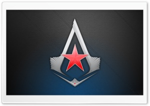 Assassins Creed Logo HD Wide Wallpaper for Widescreen