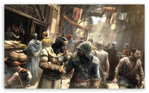 Assassin's Creed Market Scene ❤ 4K UHD Wallpaper for Wide 5:3 Widescreen WGA ; 4K UHD 16:9 Ultra High Definition 2160p 1440p 1080p 900p 720p ; UHD 16:9 2160p 1440p 1080p 900p 720p ; Standard 4:3 5:4 Fullscreen UXGA XGA SVGA QSXGA SXGA ; iPad 1/2/Mini ; Mobile 4:3 5:3 16:9 5:4 - UXGA XGA SVGA WGA 2160p 1440p 1080p 900p 720p QSXGA SXGA ;