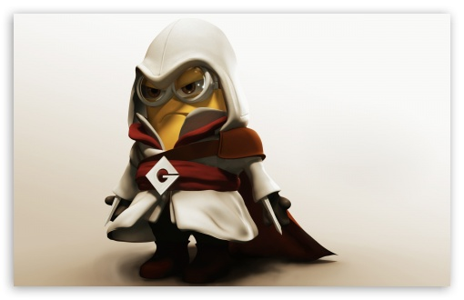 Assassins Creed Minion ❤ 4K UHD Wallpaper for Wide 16:10 5:3 Widescreen WHXGA WQXGA WUXGA WXGA WGA ; UltraWide 21:9 ; 4K UHD 16:9 Ultra High Definition 2160p 1440p 1080p 900p 720p ; Standard 4:3 5:4 3:2 Fullscreen UXGA XGA SVGA QSXGA SXGA DVGA HVGA HQVGA ( Apple PowerBook G4 iPhone 4 3G 3GS iPod Touch ) ; Smartphone 16:9 3:2 5:3 2160p 1440p 1080p 900p 720p DVGA HVGA HQVGA ( Apple PowerBook G4 iPhone 4 3G 3GS iPod Touch ) WGA ; Tablet 1:1 ; iPad 1/2/Mini ; Mobile 4:3 5:3 3:2 16:9 5:4 - UXGA XGA SVGA WGA DVGA HVGA HQVGA ( Apple PowerBook G4 iPhone 4 3G 3GS iPod Touch ) 2160p 1440p 1080p 900p 720p QSXGA SXGA ; Dual 16:10 5:3 16:9 4:3 5:4 3:2 WHXGA WQXGA WUXGA WXGA WGA 2160p 1440p 1080p 900p 720p UXGA XGA SVGA QSXGA SXGA DVGA HVGA HQVGA ( Apple PowerBook G4 iPhone 4 3G 3GS iPod Touch ) ;