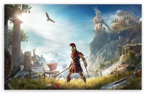 Download Assassins Creed Odyssey HD Wallpaper