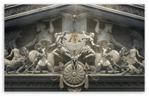 Assassins Creed Odyssey 4k Hd Desktop Wallpaper For 4k Ultra Hd