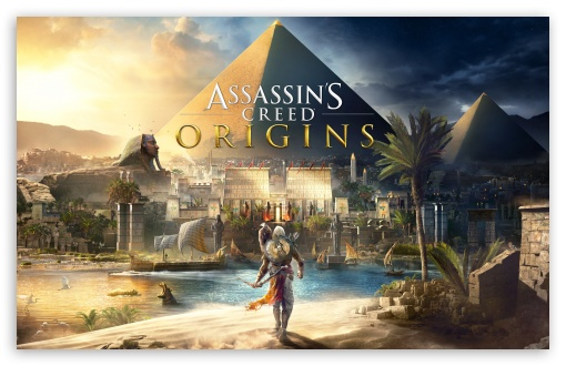 Assassins Creed Origins 2017 8k Ultra Hd Desktop Background
