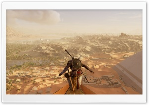 Assassins Creed Origins 3440x1440 HD Wide Wallpaper for 4K UHD Widescreen desktop & smartphone