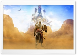 Assassins Creed Origins HD Wide Wallpaper for 4K UHD Widescreen desktop & smartphone