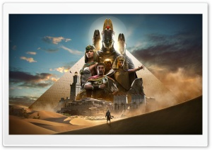 Assassins Creed Origins Ancient Egypt HD Wide Wallpaper for Widescreen
