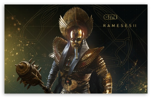 Assassin's Creed Origins The Curse Of The Pharaohs Rameses