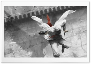 Assassins Creed Revelation   Altair HD Wide Wallpaper for Widescreen