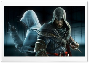 Assassins Creed Revelations HD Wide Wallpaper for 4K UHD Widescreen desktop & smartphone
