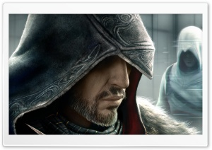 Assassin's Creed Revelations HD Wide Wallpaper for Widescreen
