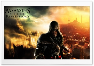 Assassins Creed Revelations HD Wide Wallpaper for Widescreen