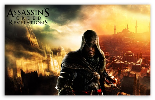 Download Assassins Creed Revelations HD Wallpaper